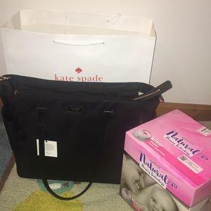 Kate Spade Baby Bag Bundle